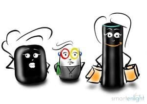Siri, Google Home and Alexa