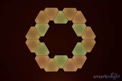 Nanoleaf Aurora – Smart Lighting, Living Paint or Smart Art?