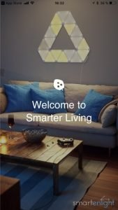 Nanoleaf App - Welcome to Smarter Living