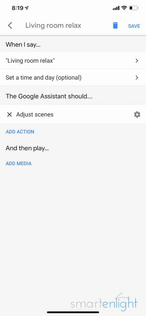 Google Home and Philips Hue: Setup and Voice Commands