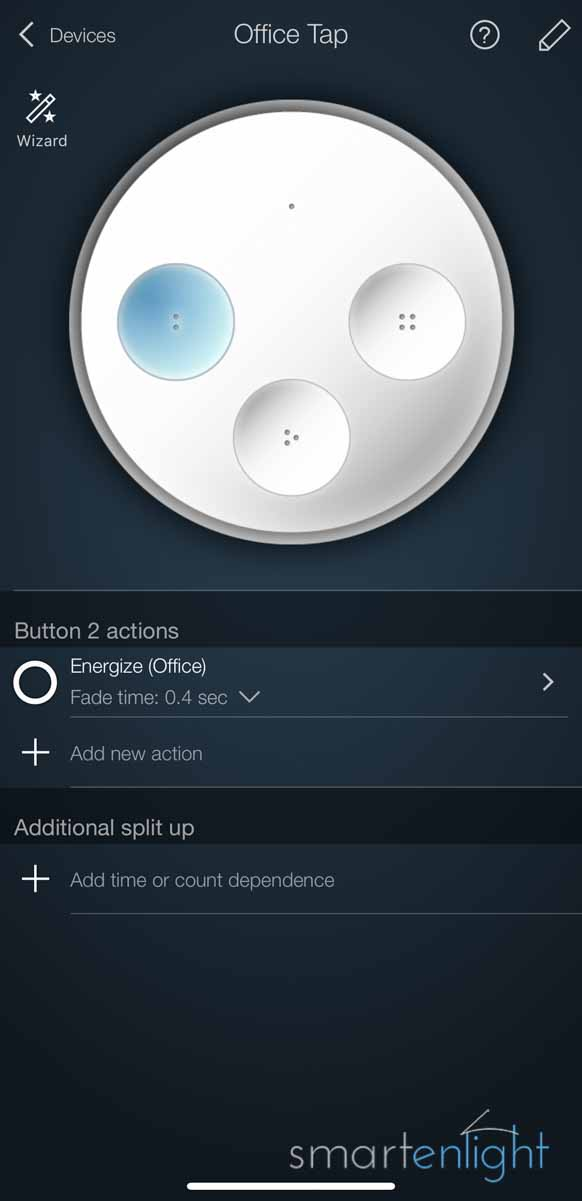 Philips Hue Web Interface