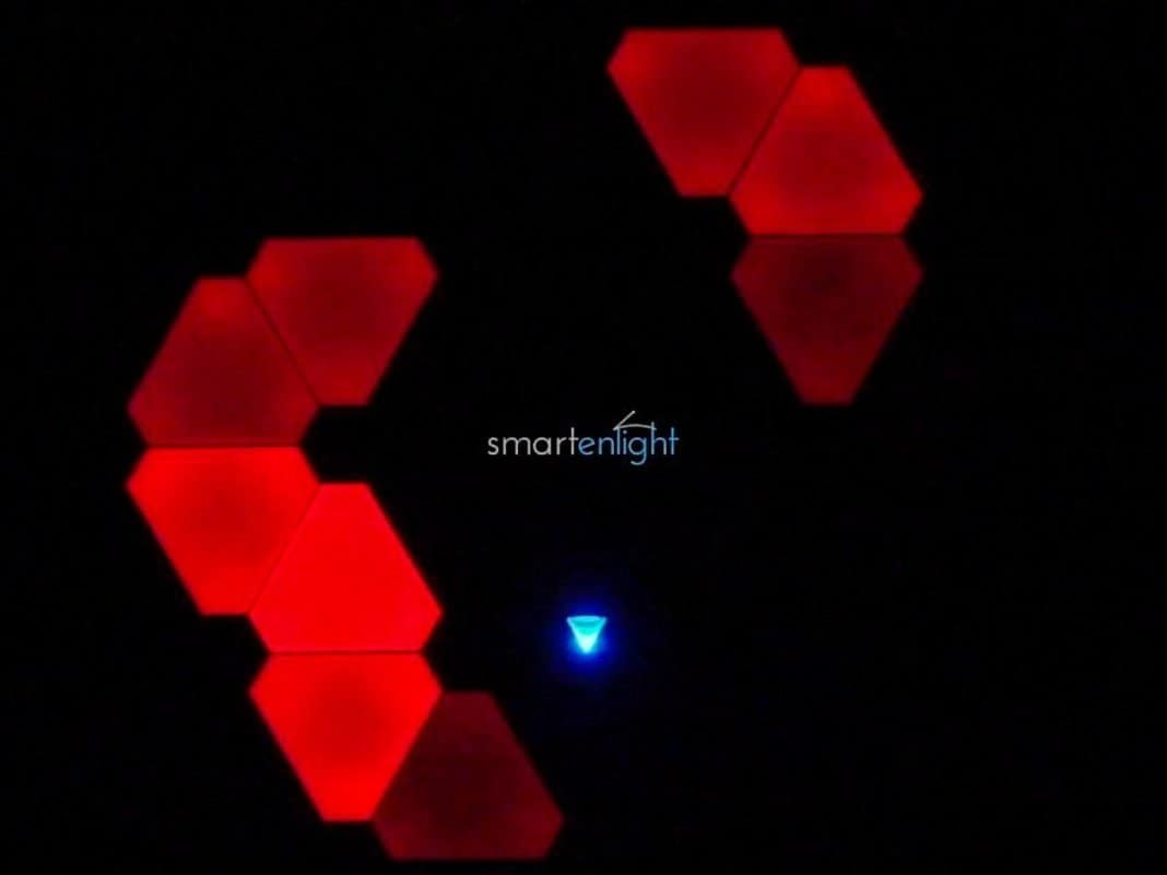 Photo of Nanoleaf Aurora Rhythm