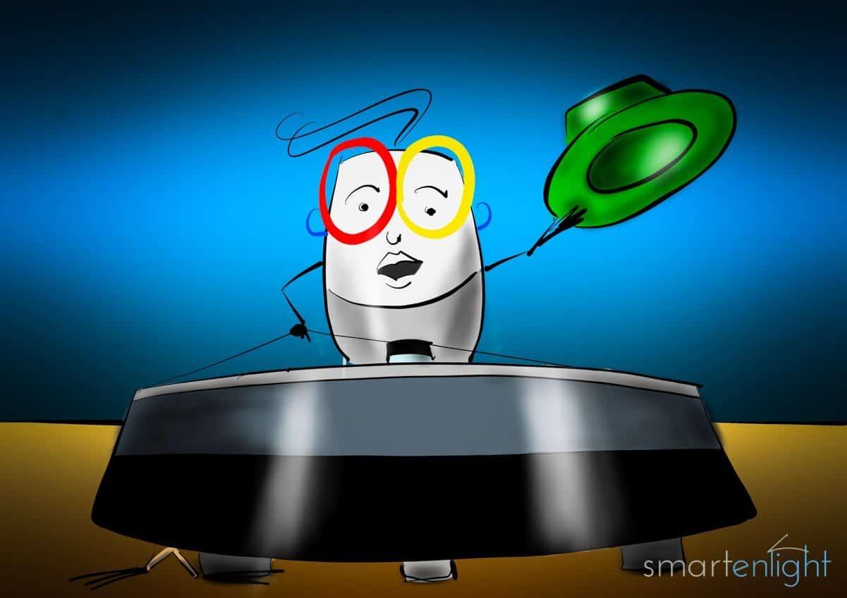 iRobot Roomba and Google Home