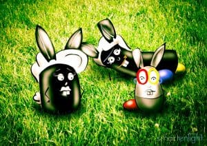 Easter Egg Hunt with Siri, Alexa and Google