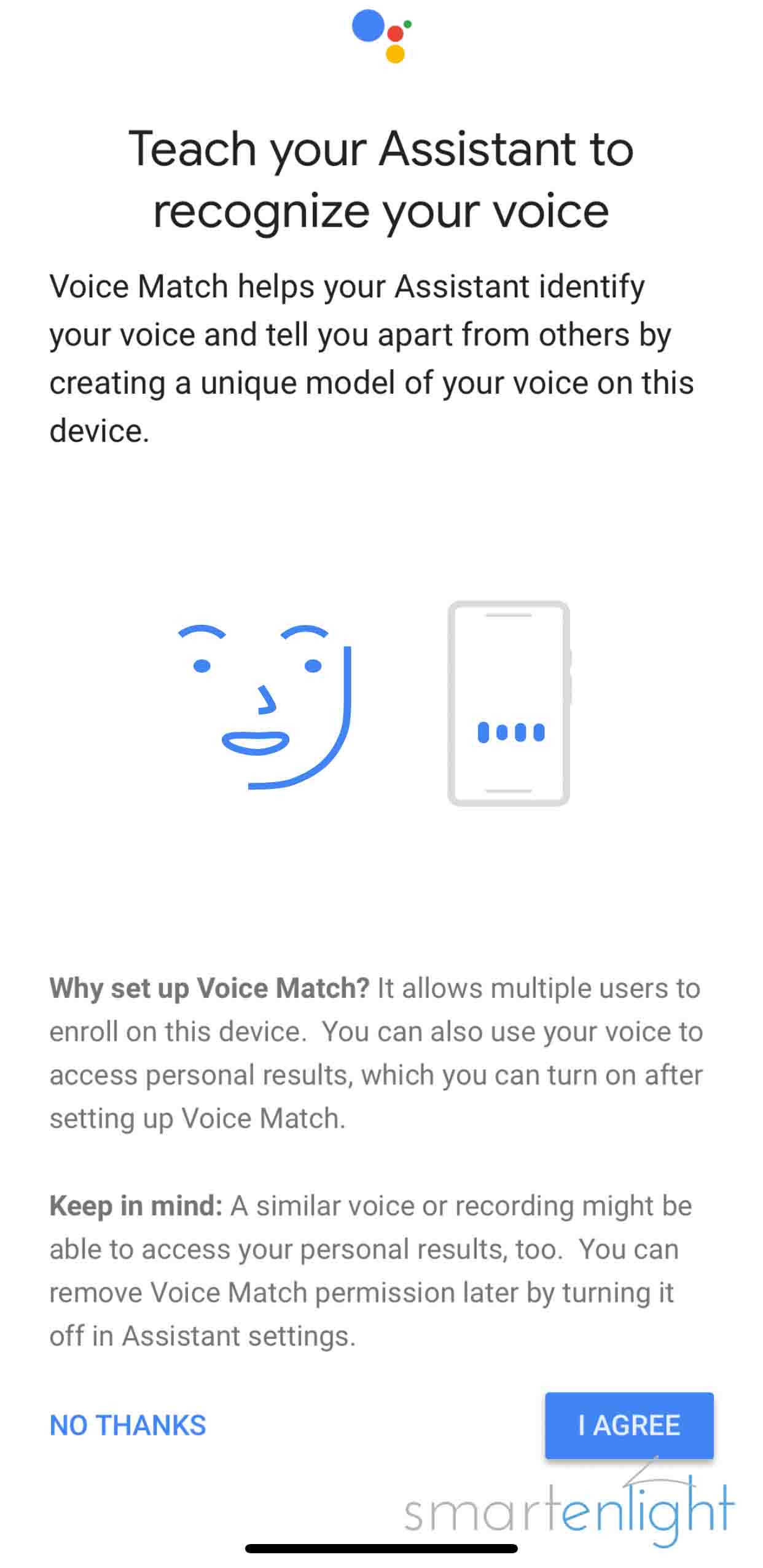 Logitech Harmony and Google: New Setup and Voice Commands - smartenlight