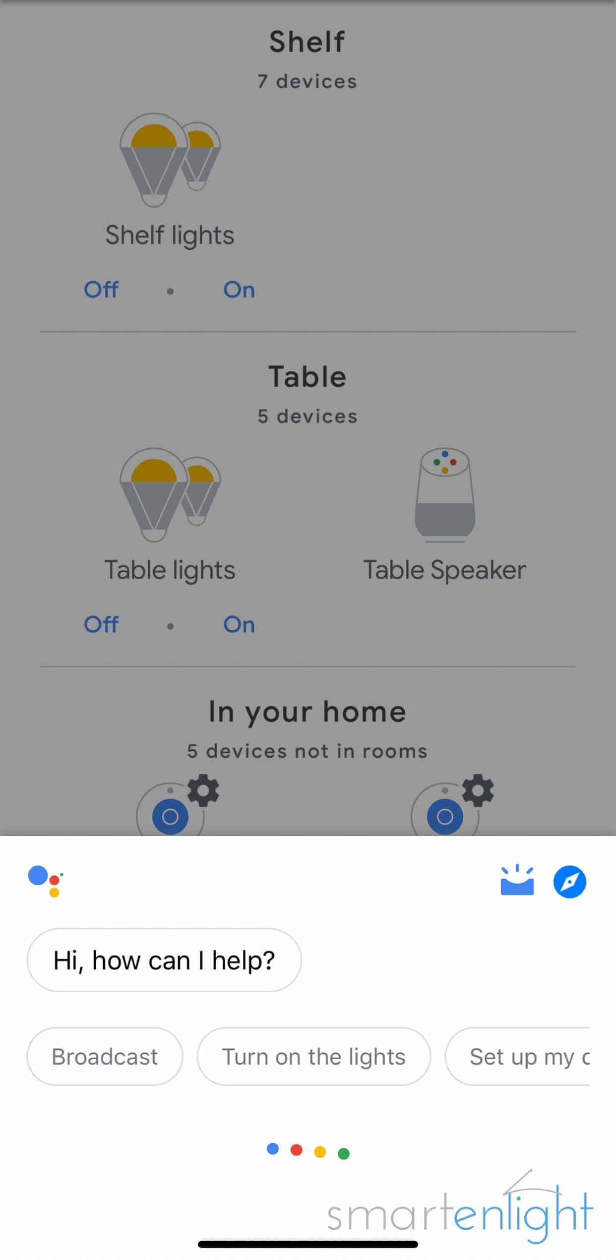 Logitech Harmony and Google: New Setup and Voice Commands