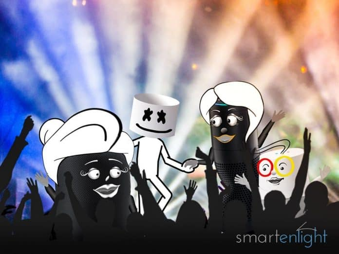 Happy 5th Birthday Alexa! Concert with Marshmello