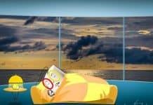 Illustration of Google Home - Gentle Sleep and Wake