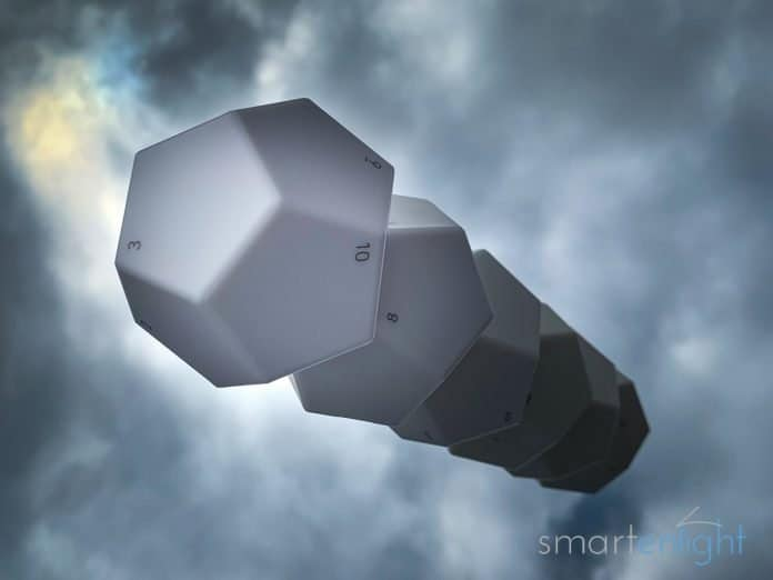 Photo of Nanoleaf Remote - Dodecahedron - The Shape of the Universe
