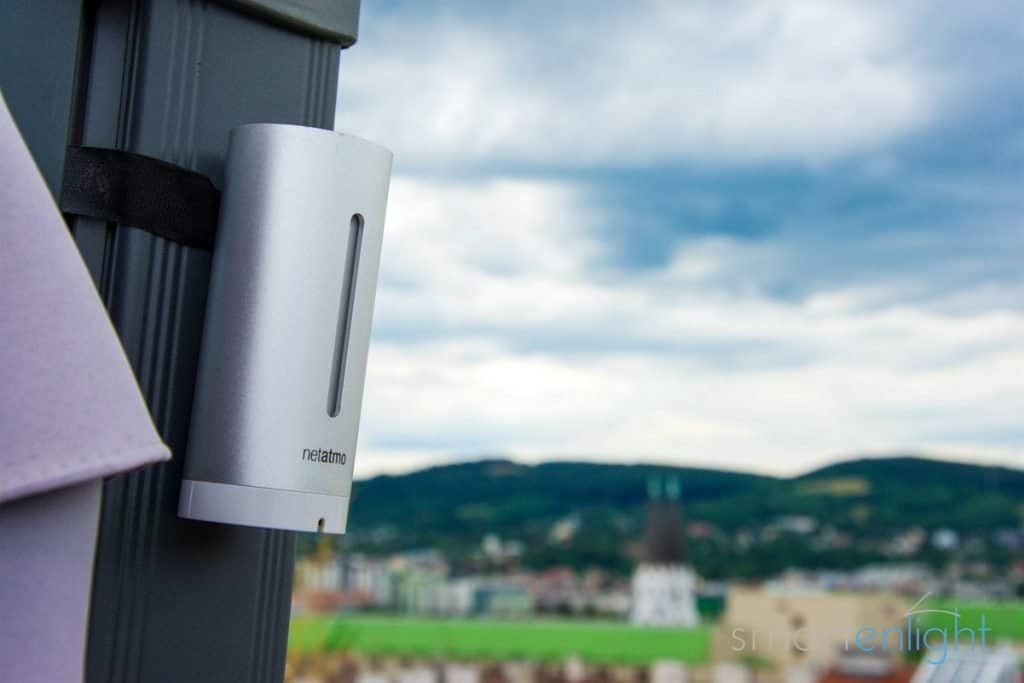 Netatmo Weather Station outdoor module