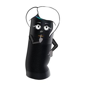 Amazon Alexa whispering